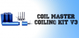 Coil Master Coiling Kit V3 Review