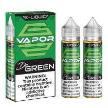 Dr. Green E-Liquid by G2 Vapor Review