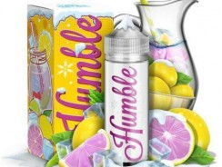 Ice Pink Spark E-Liquid by Humble Juice Review