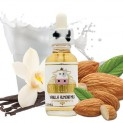 Vanilla Almond Milk Vape Juice by Moo E-liquids Review