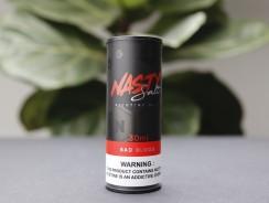 Nasty Salt Bad Blood Nicotine Salt Review