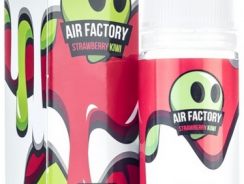 Air Factory Strawberry Kiwi E-Juice Review