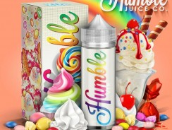 Vape The Rainbow E-liquid by Humble Juice Co Review