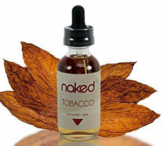 Naked 100's American Patriot Tobacco E-Liquid Review