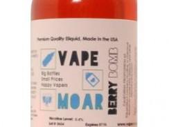 Vape Moar Berry Bomb Eliquid Sampler Review