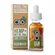 CBDfx's CBD Oil Tincture Review