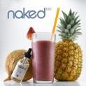 Naked 100's Lava flow e juice Review