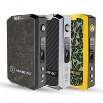 Tarot Pro Mod 160W Box Mod (dual 18650) by Vaporesso Review