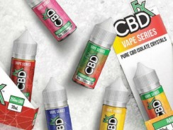 CBDfx Review: CBD Vape Juices