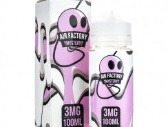 Mystery E-Juice by Air Factory Review