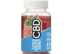 CBDfx's CBD Gummy Bears Review