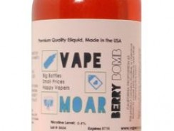 Vape Moar Berry Bomb Eliquid Sampler Review