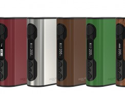 Eleaf iStick QC 200W Mod Review