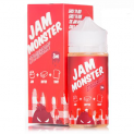 Jam Monster's Strawberry Jam E-Juice Review
