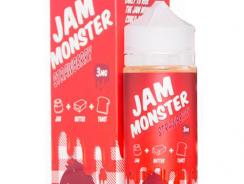 Jam Monster's Strawberry Jam E-Juice Review