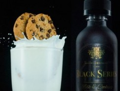 Kilo Black Series Milk & Cookie E-juice Review