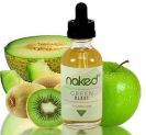 180 Smoke Naked 100's Green Blast E-juice Review