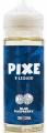 Pixe Blue Raspberry E-Liquid Review