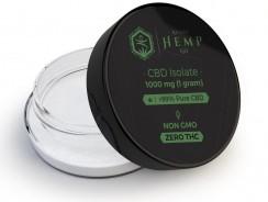CBD Isolate by Ready Hemp Go Review